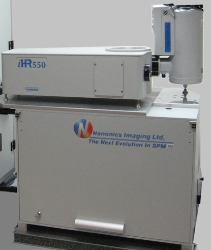AFM Raman Integration 3
