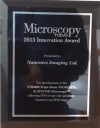 Microscopy Today Award for 3TB4000 AFM/SEM/FIB 2013